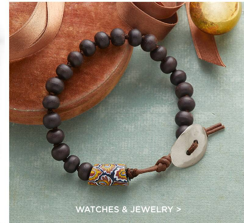 Men's Watches and Jewelry