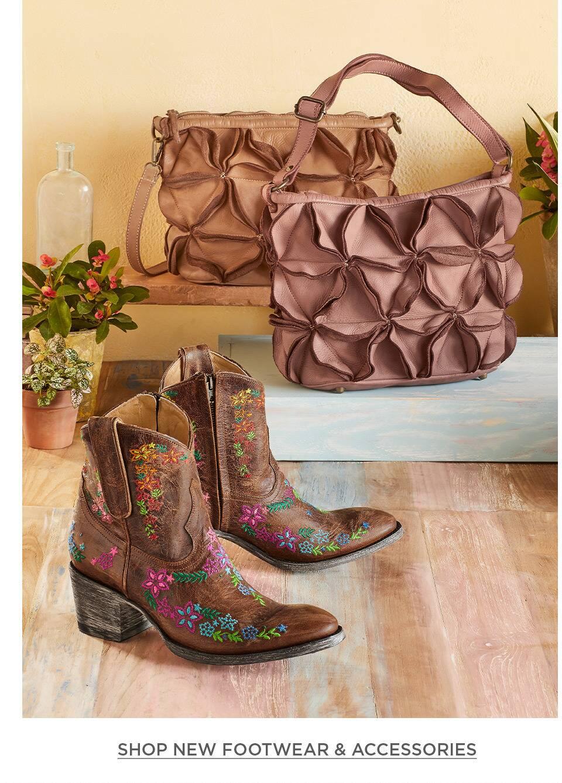 New Footwear & Accessories