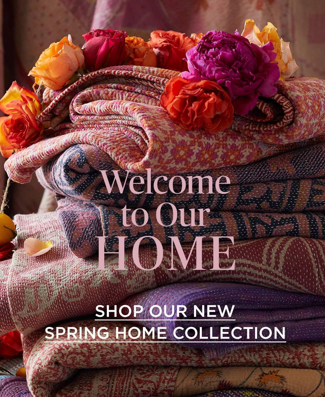 Shop New Home Arrivals