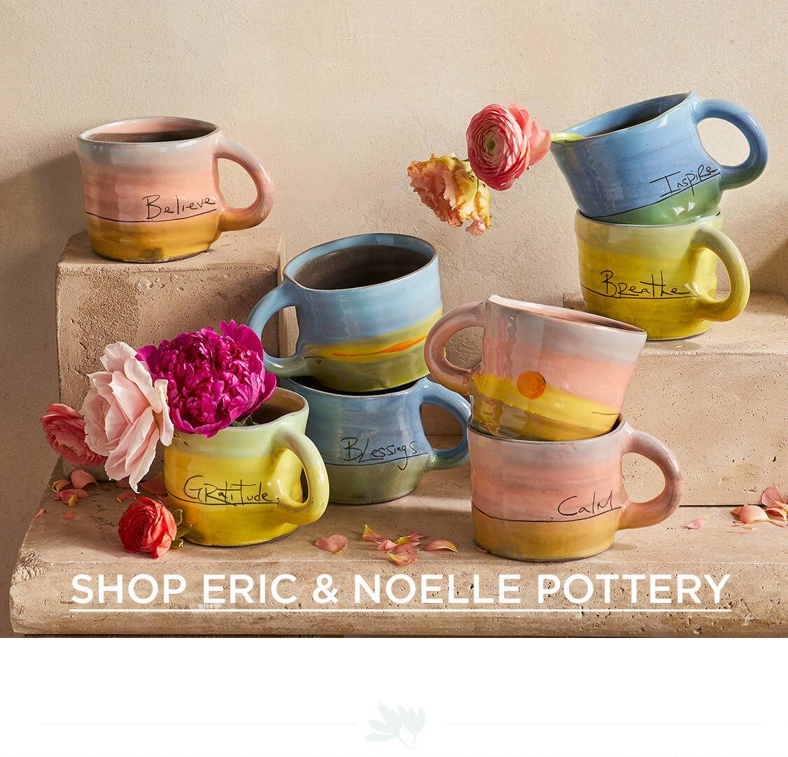 Eric and Noelle Pottery