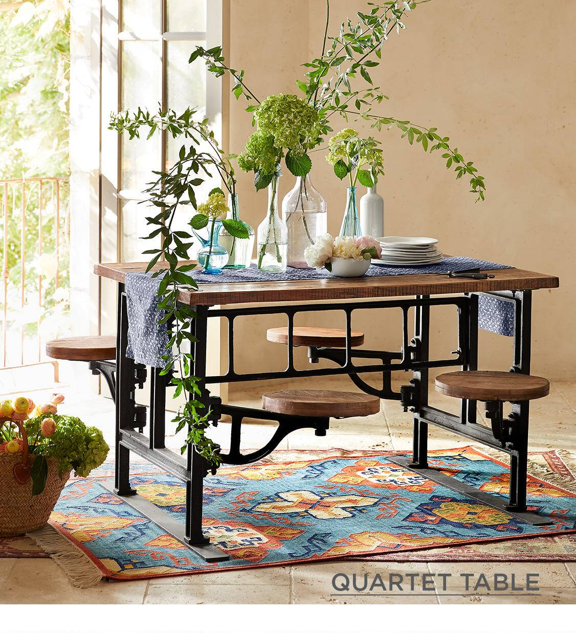 Quartet Table
