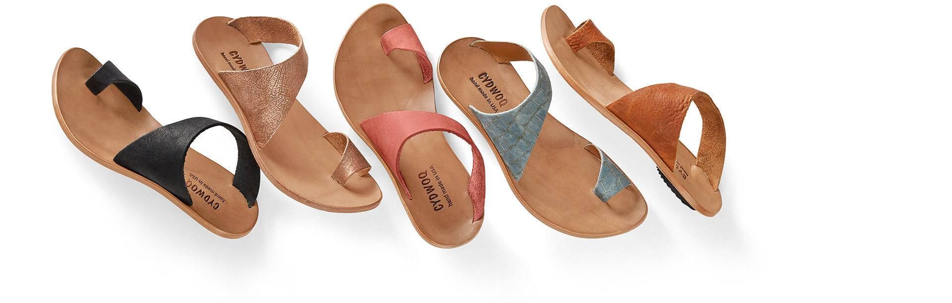 Resort Footwear