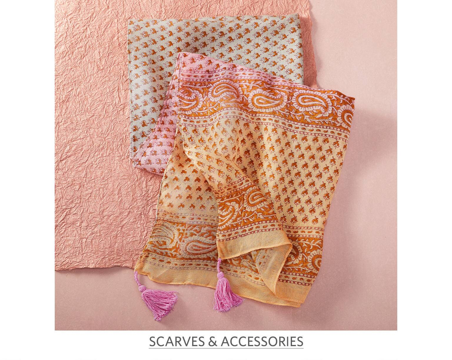 Shop Scarves and Accessories