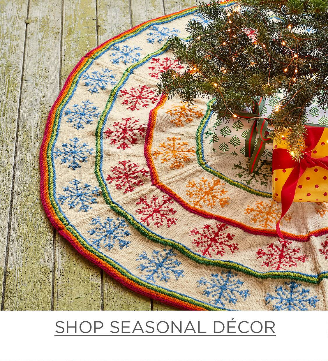 Shop Seasonal Decor