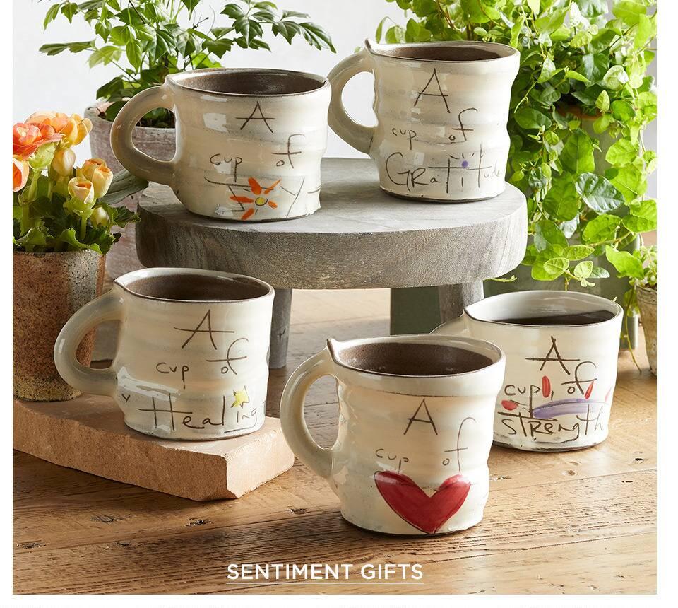 Shop Gifts Sentiment