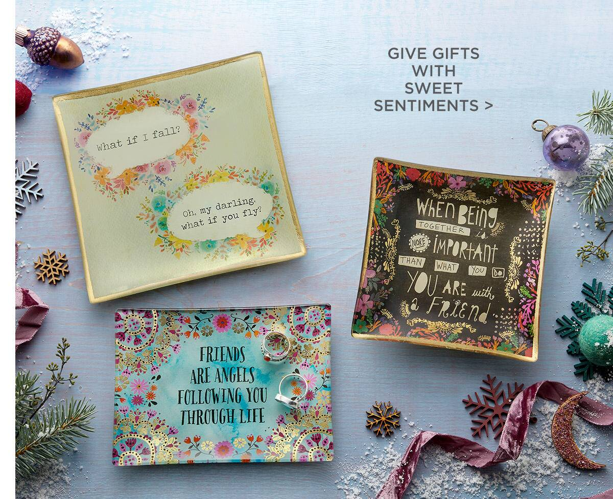 Gifts With Sentiments