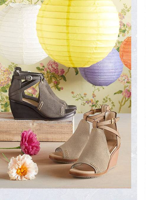 Shop Footwear and All Bags