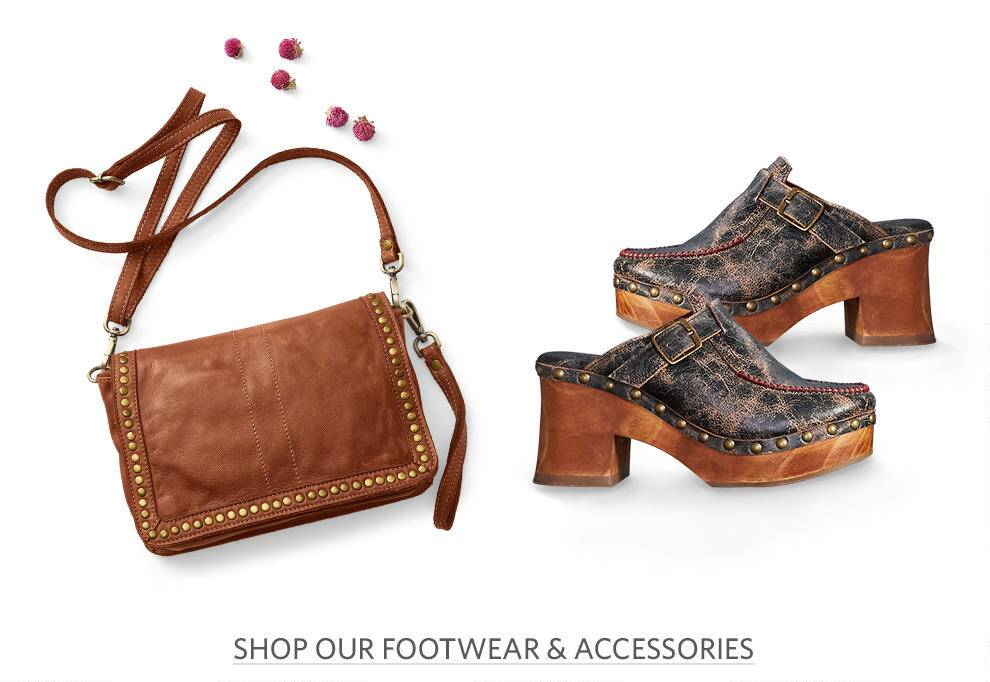 Shop Footwear and Accessories