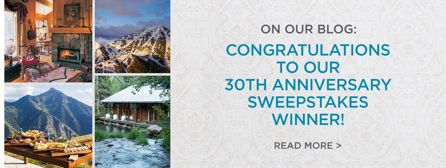 Congratulations to Our Sweepstakes Winner