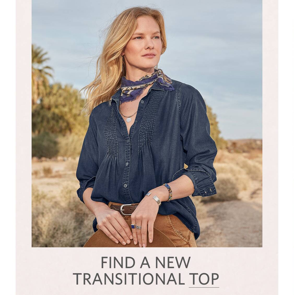 Find a New Top