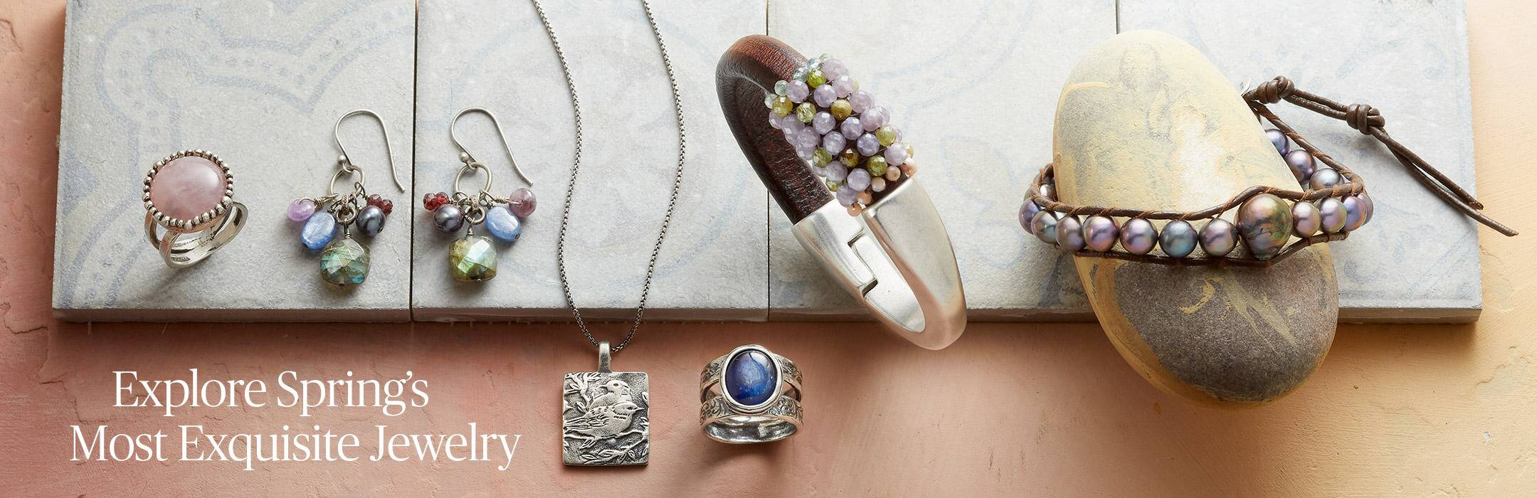 Explore Spring's Most Exquisite Jewelry