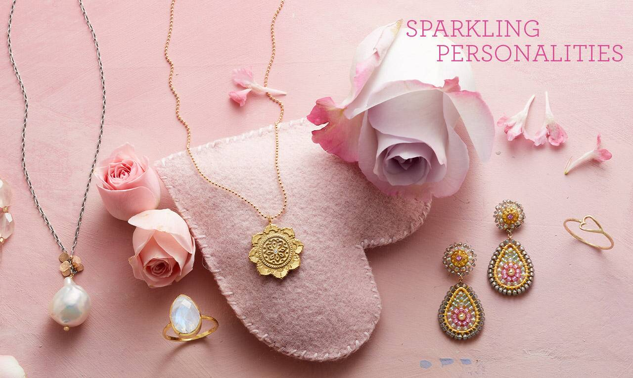Sparkling Personalities