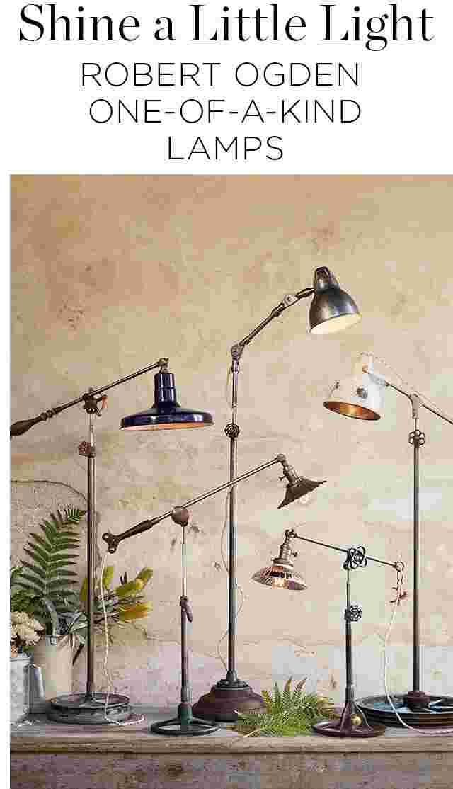 Robert Ogden Lamps