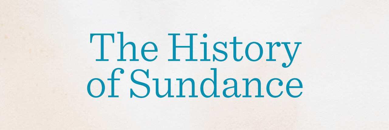 The Legacy of the Sundance Catalog