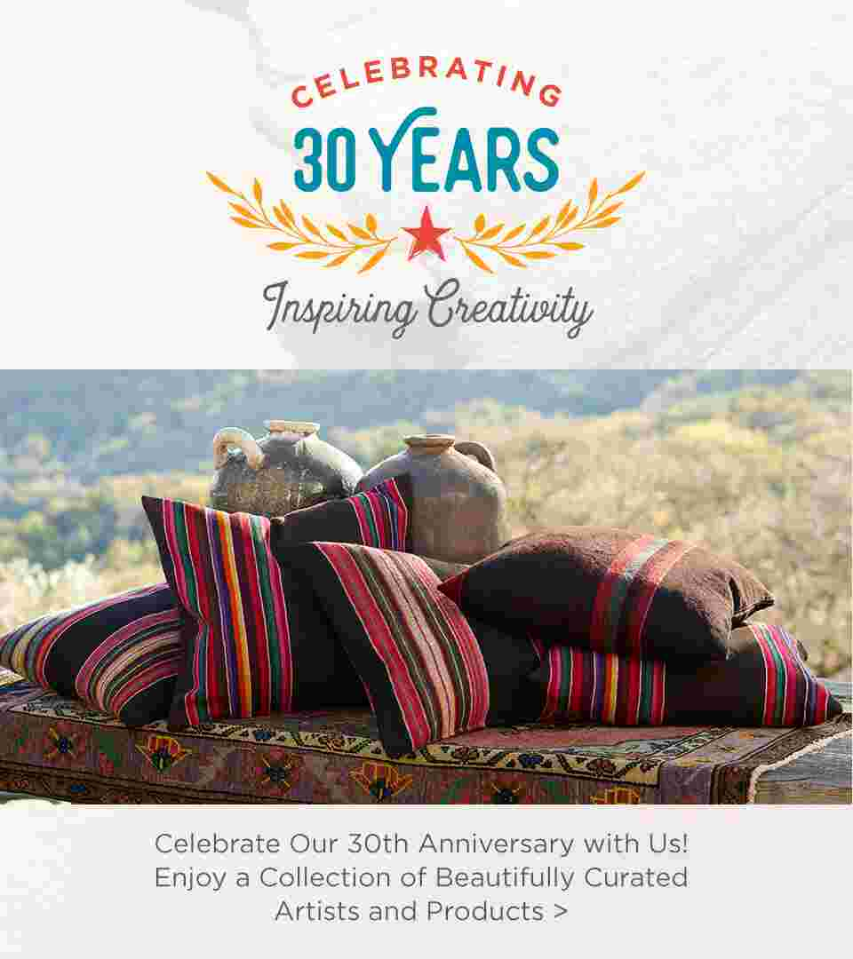 Shop Our 30th Anniversary