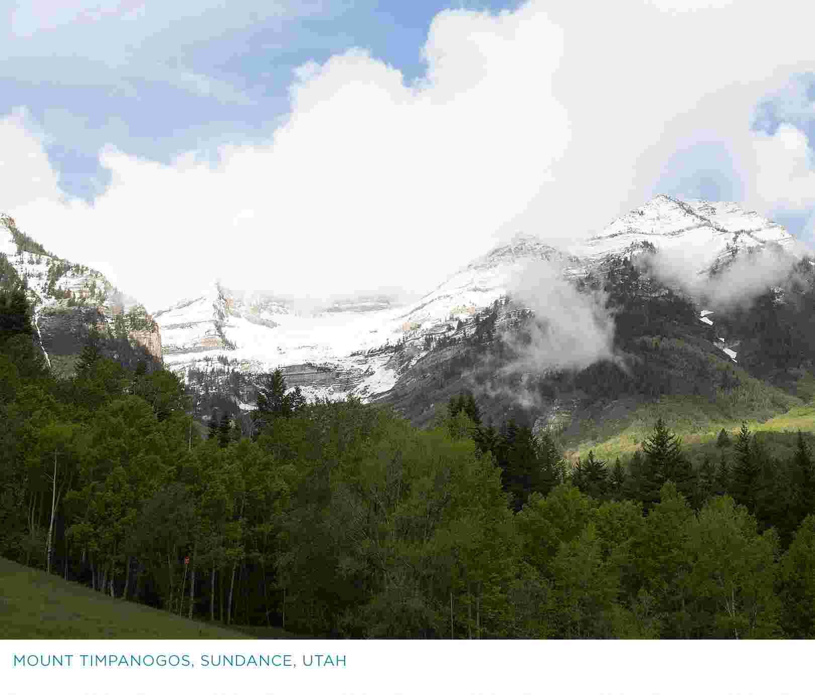 Mount Timpanogos, Sundance, Utah