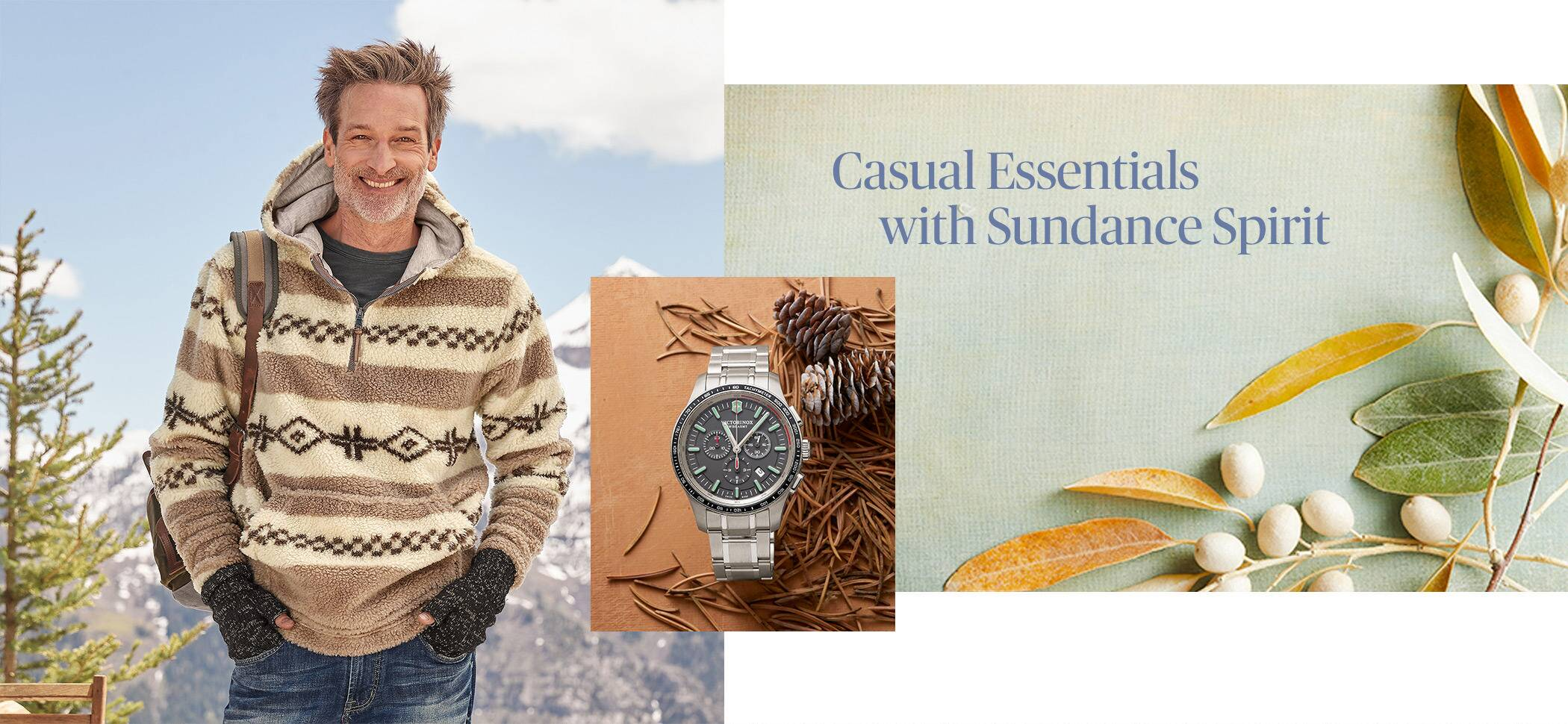 Casual Essentials