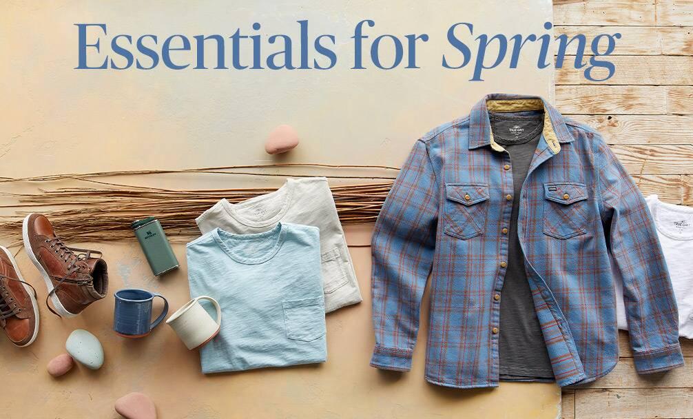 Men's Clothing - Men's Apparel