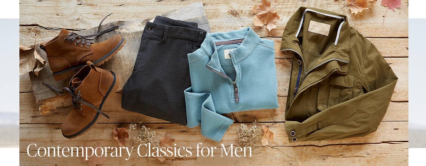 Contemporary Classics for Men