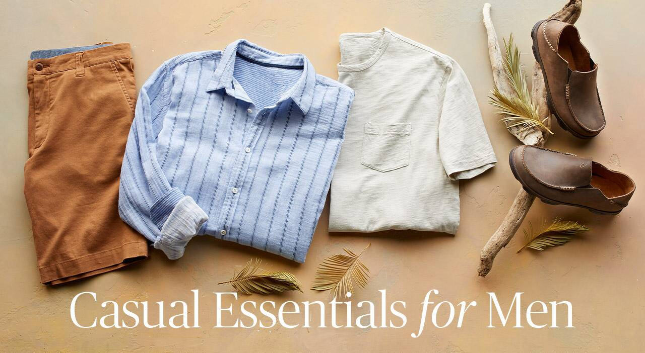 Casual Essentials for Men