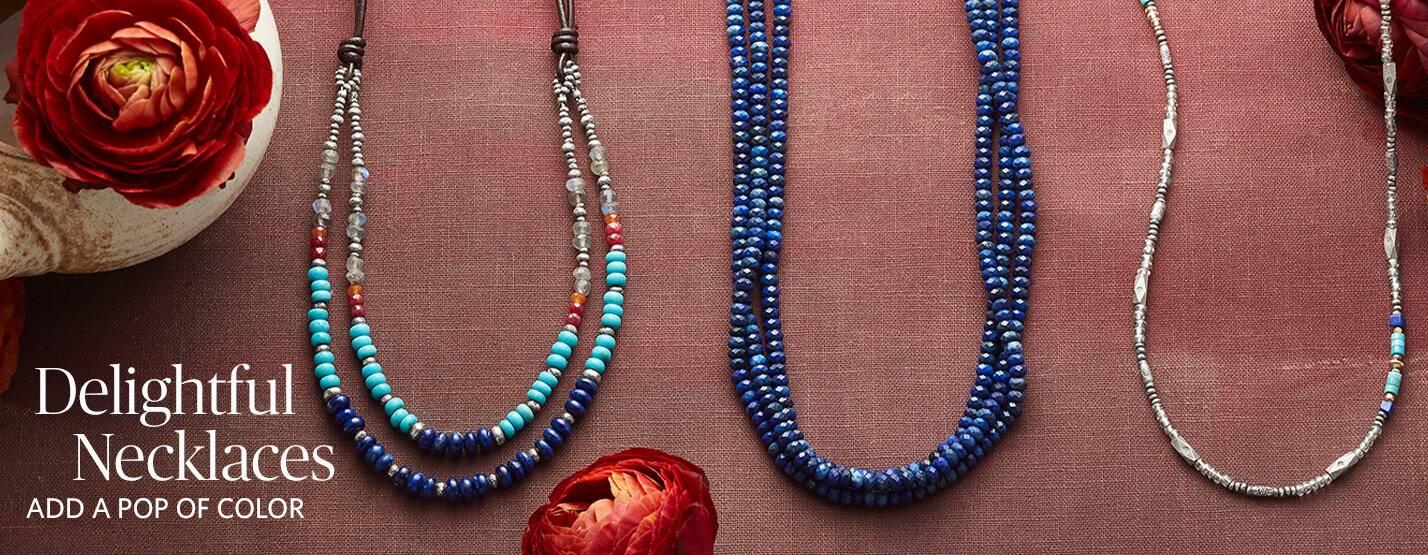Delightful Necklaces