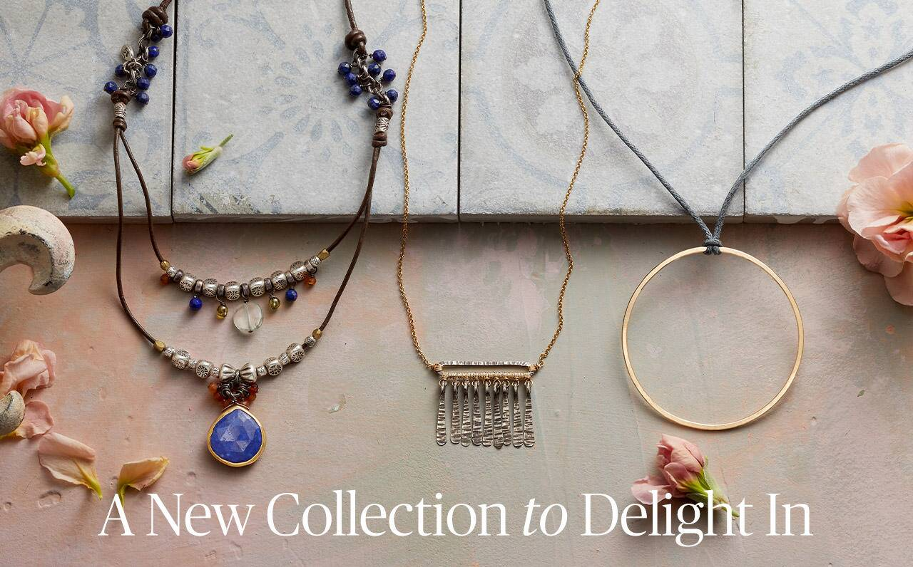A New Collection to Delight in