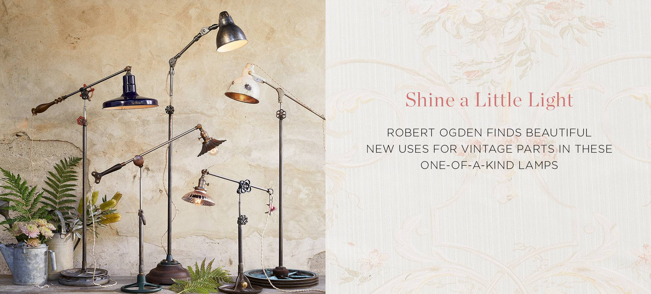 One-of-a-Kind Lighting