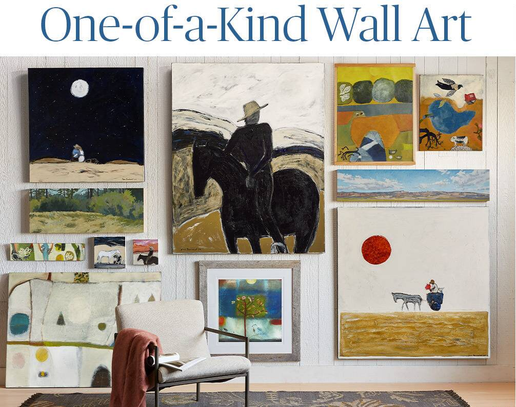 One of a Kind - Wall Art