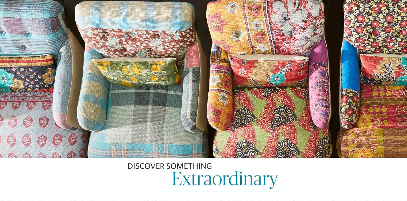 Discover Something Extraordinary