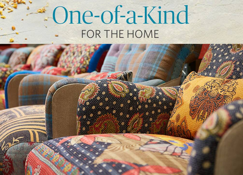 One of a Kind for the Home