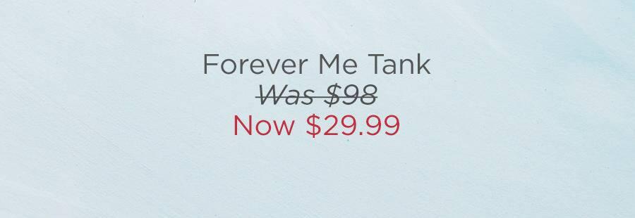 Forever Me Tank