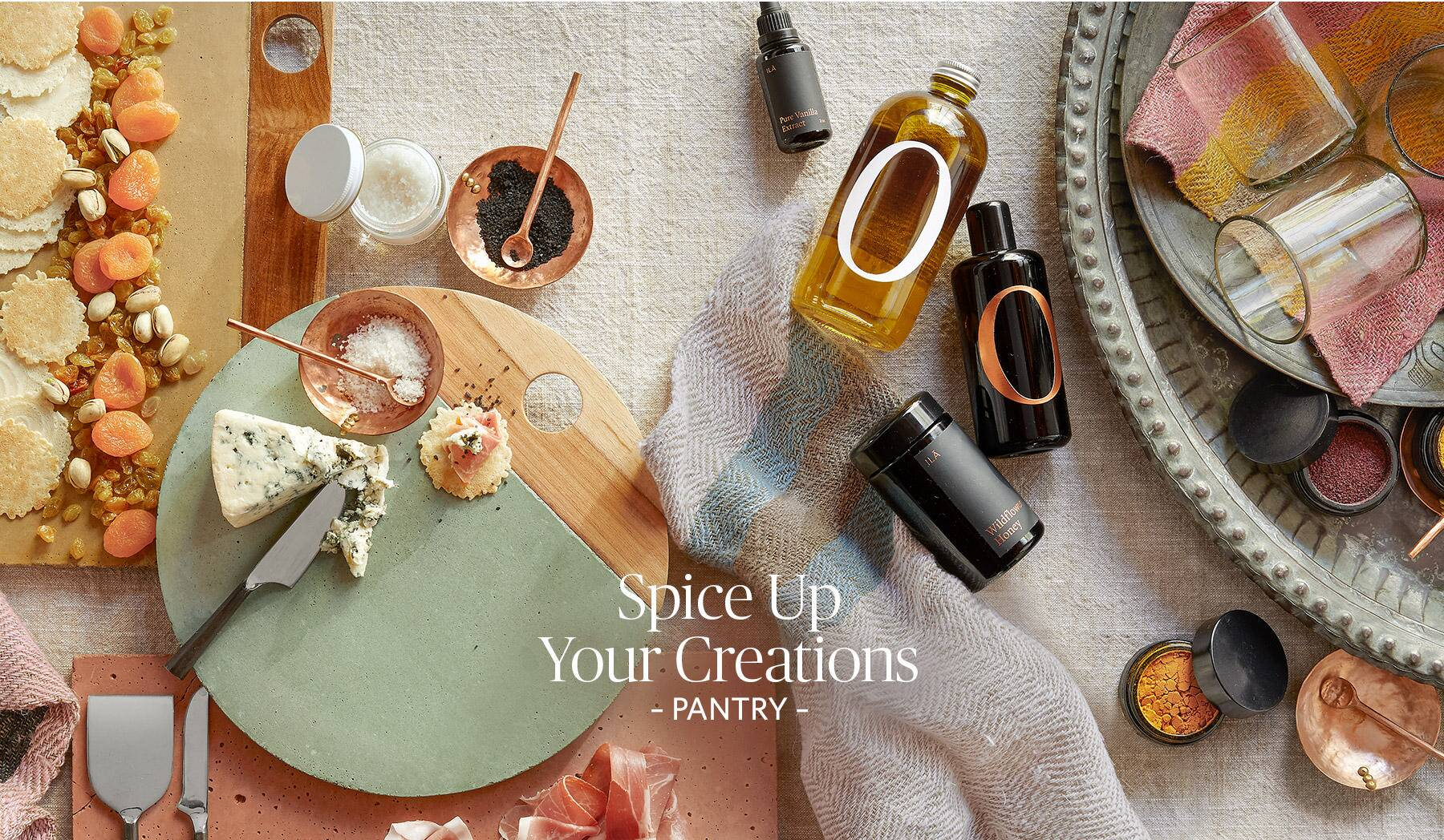 Spice up your creations