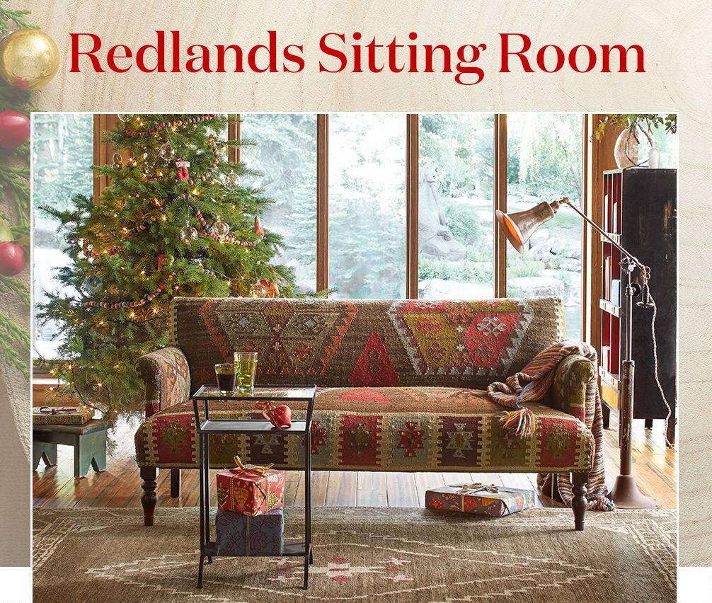 Redlands Sitting Room