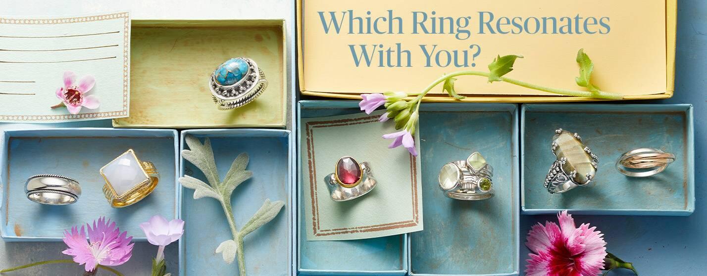 Handmade Women's Rings