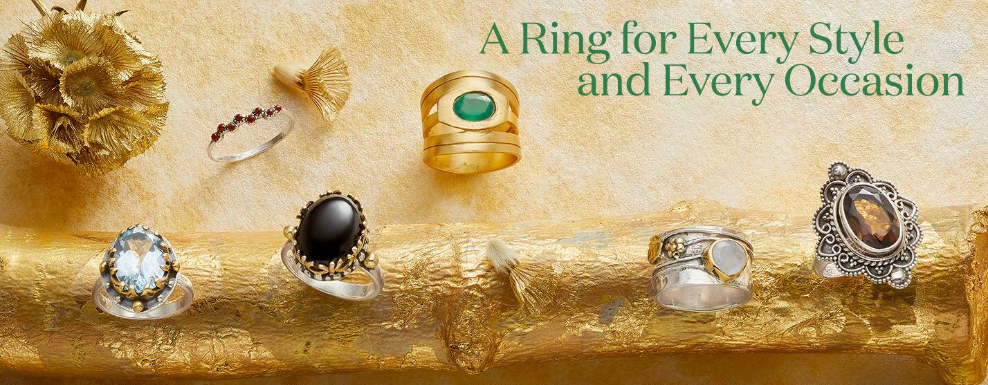 Rings for every occasion