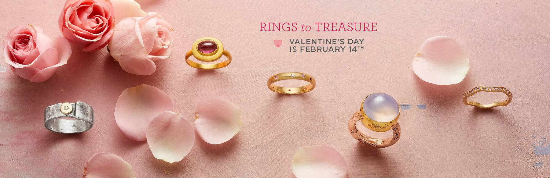 Rings to Treasure