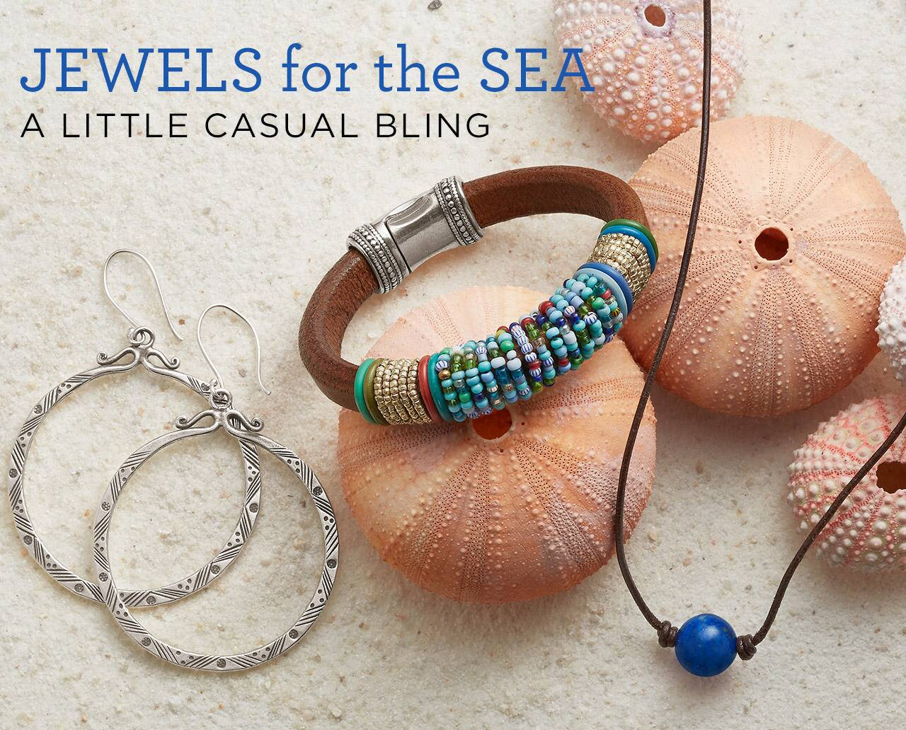 Jewels for the Sea