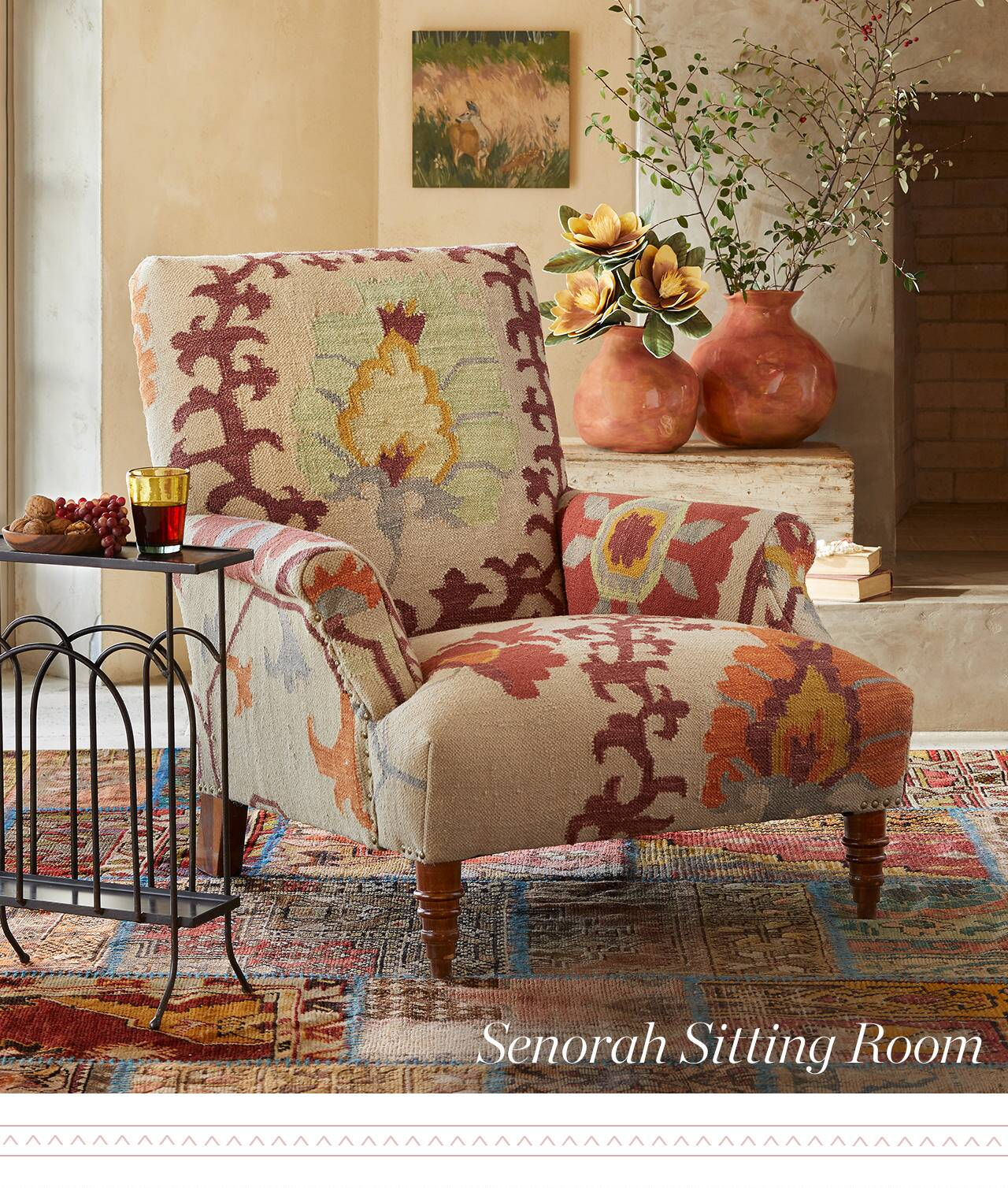 Senorah Sitting Room