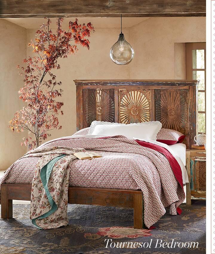Tournesol Bedroom
