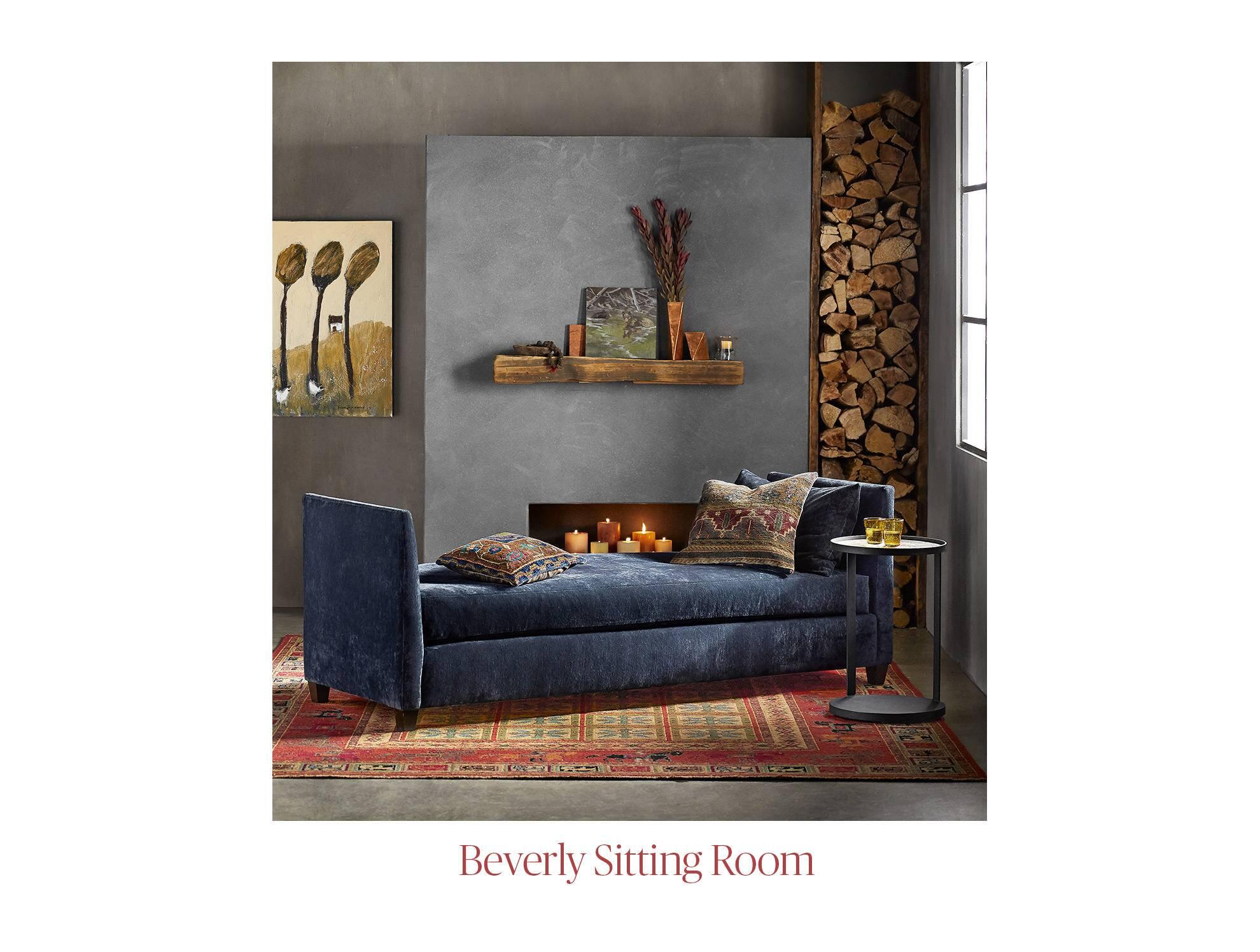 Beverly Sitting Room