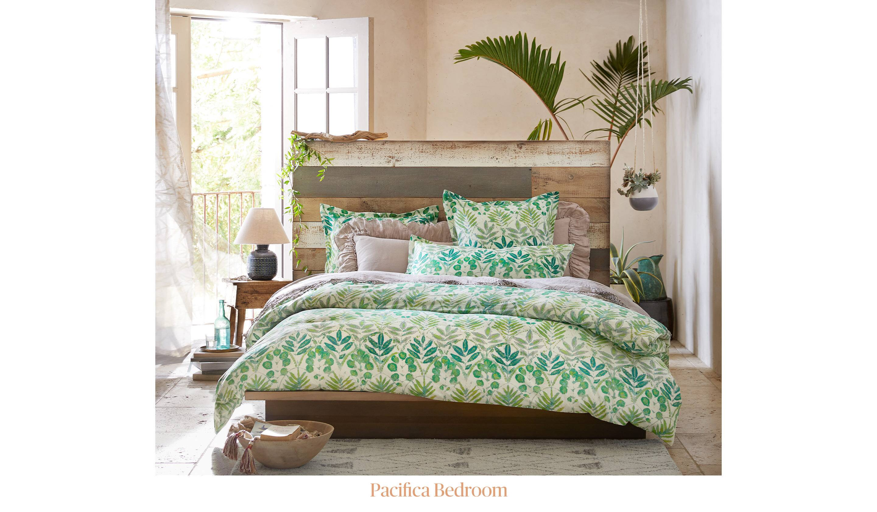 Pacifica Bedroom