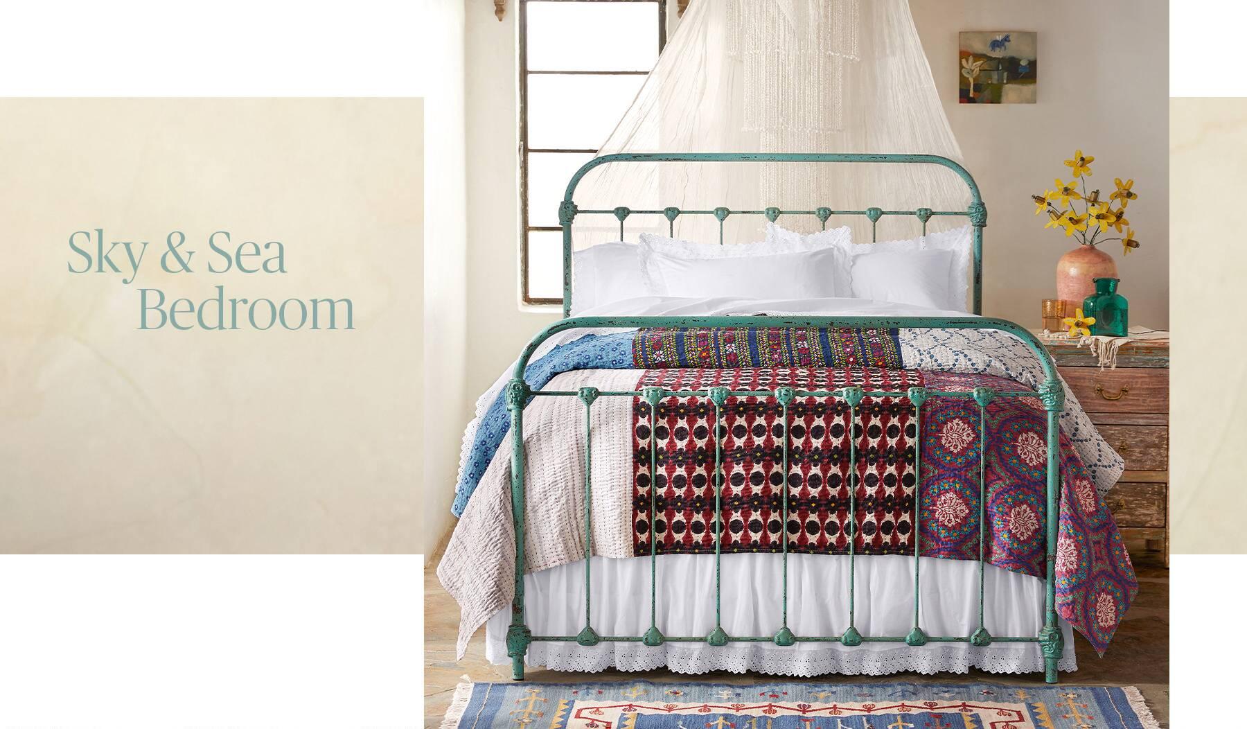 Sky & Sea Bedroom
