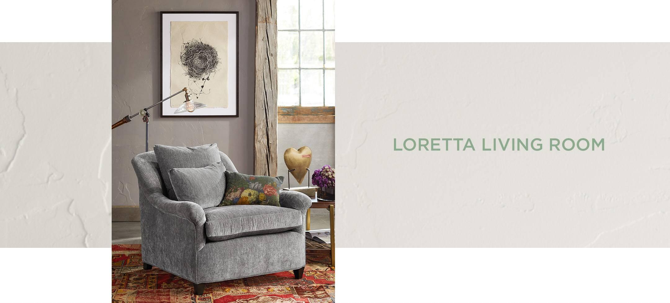 Loretta Living Room