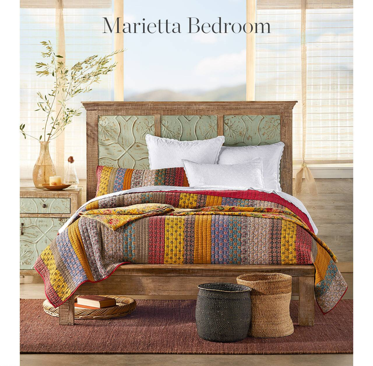 Marietta Bedroom