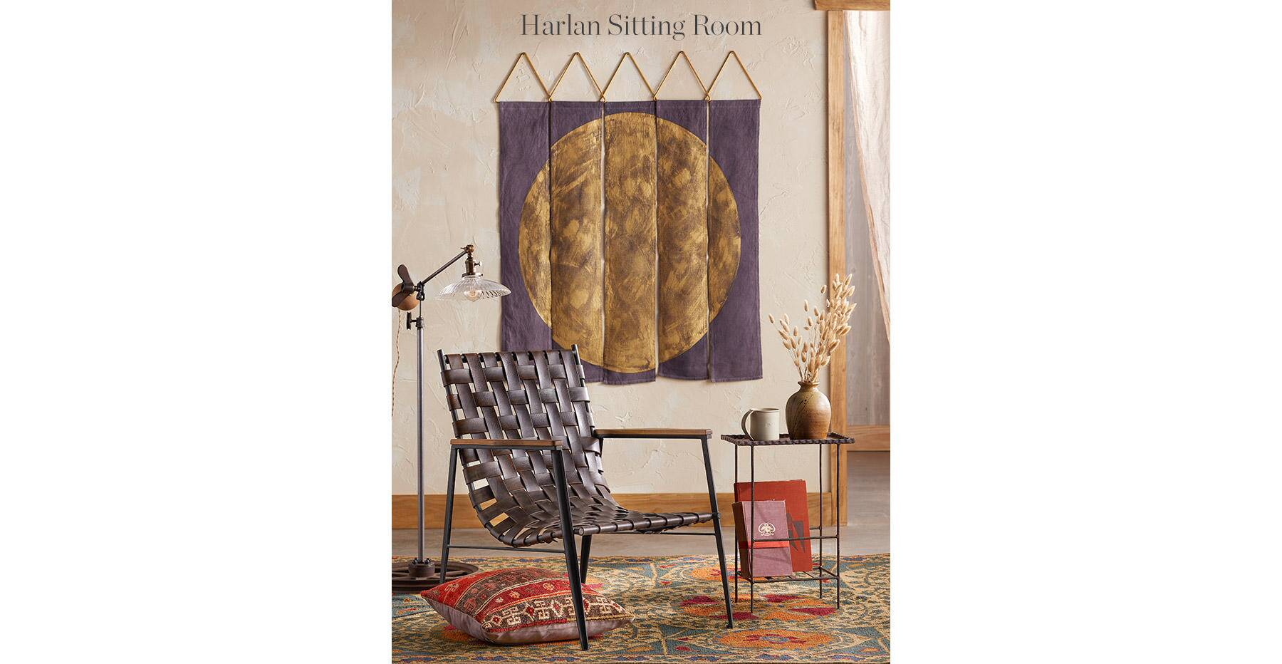 Harlan Sitting Room