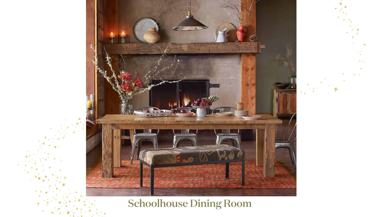 Schoolhouse Dining Room