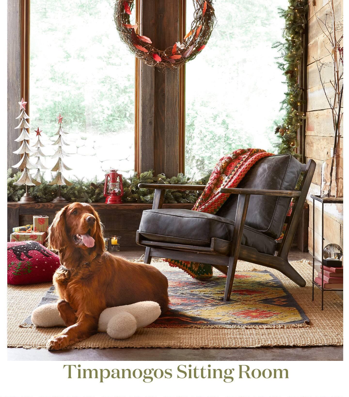 Timpanogos Sitting Room