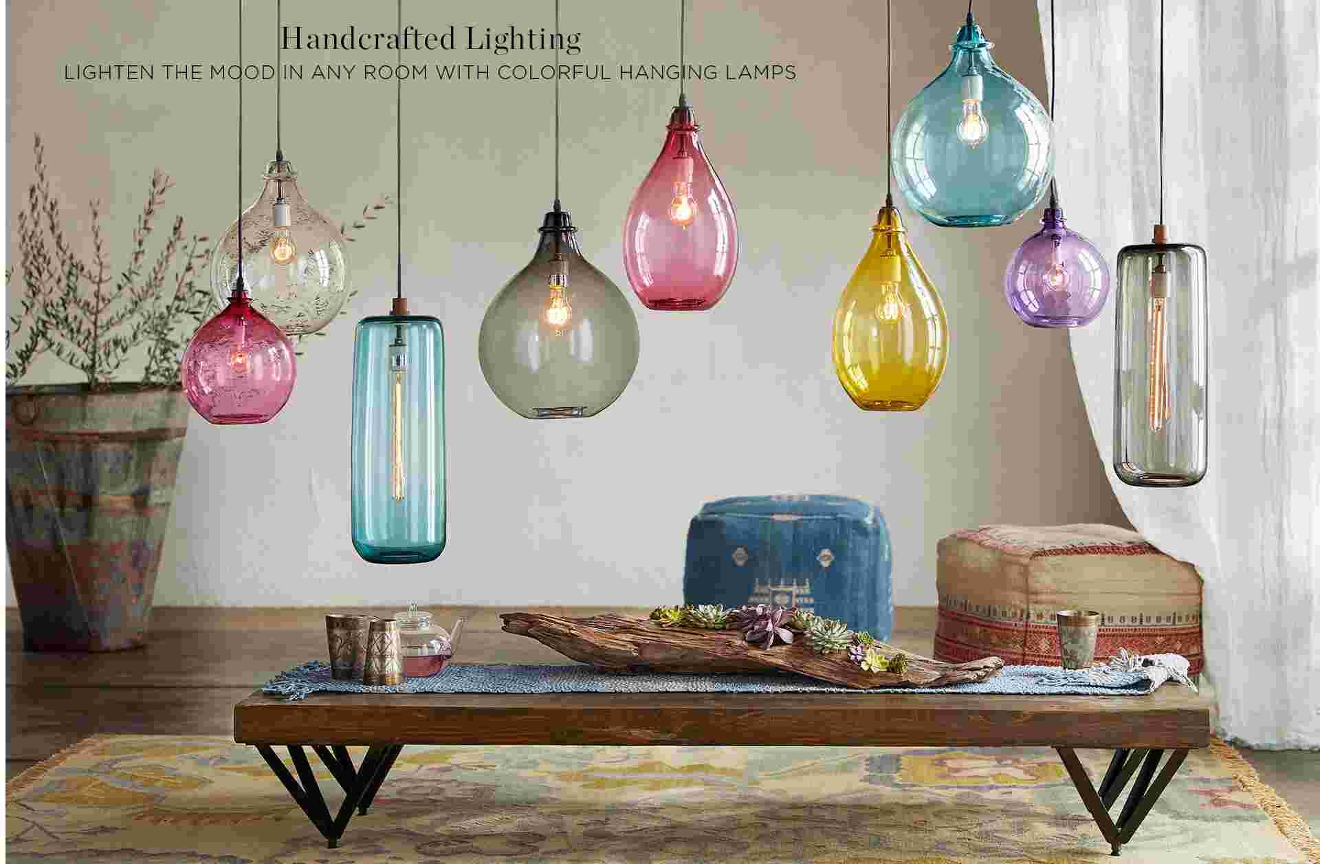 Handcrafted Lighting