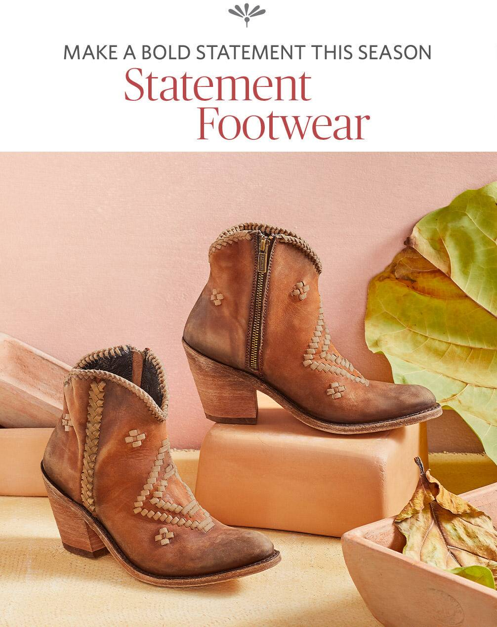Statement Footwear