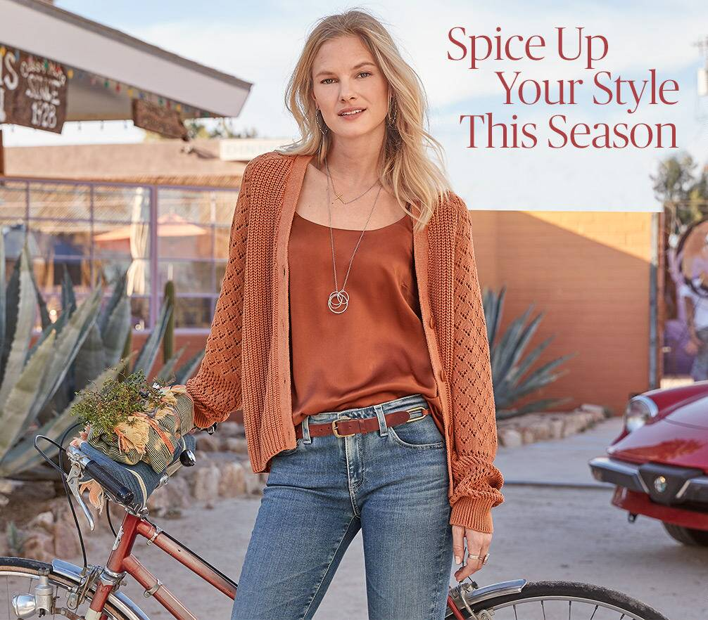 Spice up your style this season